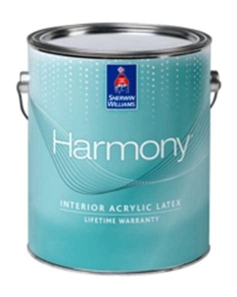 harmony 174 interior acrylic paint homeowners sherwin williams