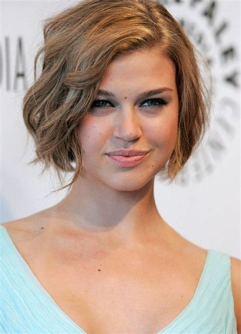 short bob hairstyles with height short wavy bob hairstyles 2014 hair pinterest short