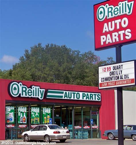 o reilly truck dublin laurens restaurant attorney dr hospital