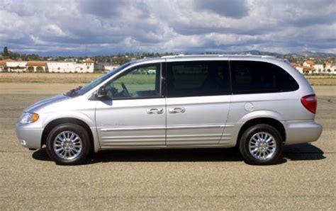 Chrysler Awd Minivan by Best 5 Used Awd Minivans