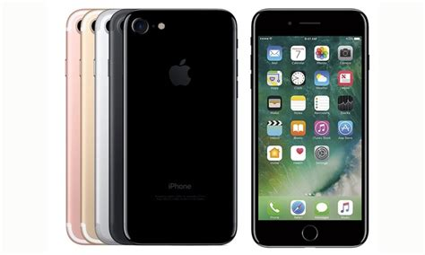 jusqu 224 15 neuf apple iphone 7 32gb groupon