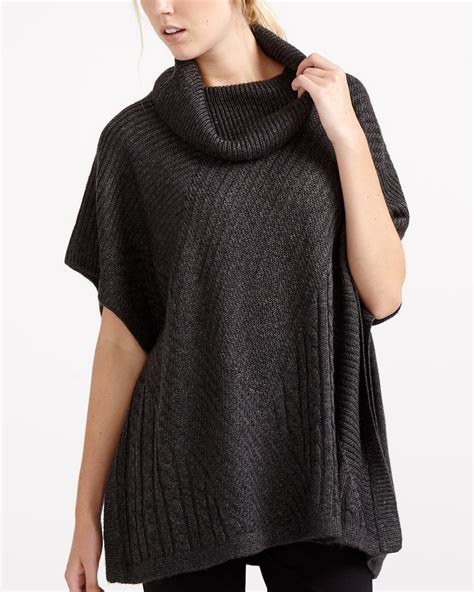 Sleeve Sweater sleeve poncho sweater reitmans