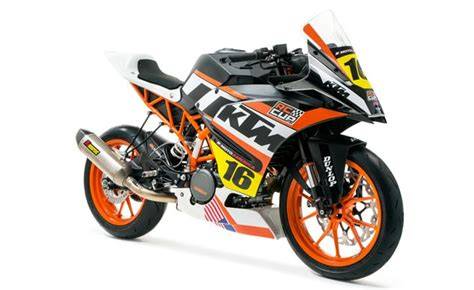 Ktm Canada Dealers Motoamerica Ktm Rc Cup Returns For 2016 Motorcycle News