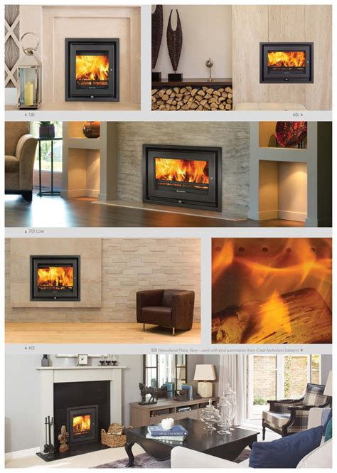 Ipswich Fireplace Centre by Jetmaster Inset Stove Fireplace