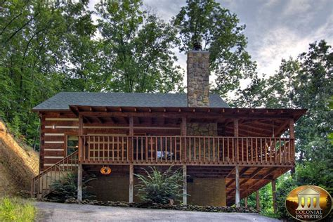 Black Cabins Pigeon Forge Tn by Black Bluff Smoky Mountain Dreams Cabin Resort
