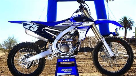 motocross action 250f first ride 2016 yamaha yz250f motocross action magazine