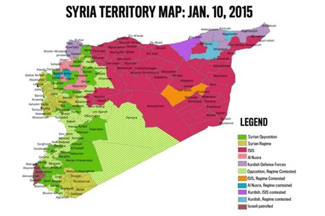 Syria War Template by Syrian Free Army Consortium Of Defense Analysts
