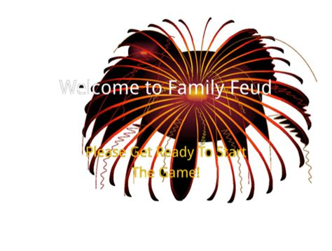 family feud template ppt family feud powerpoint template for free