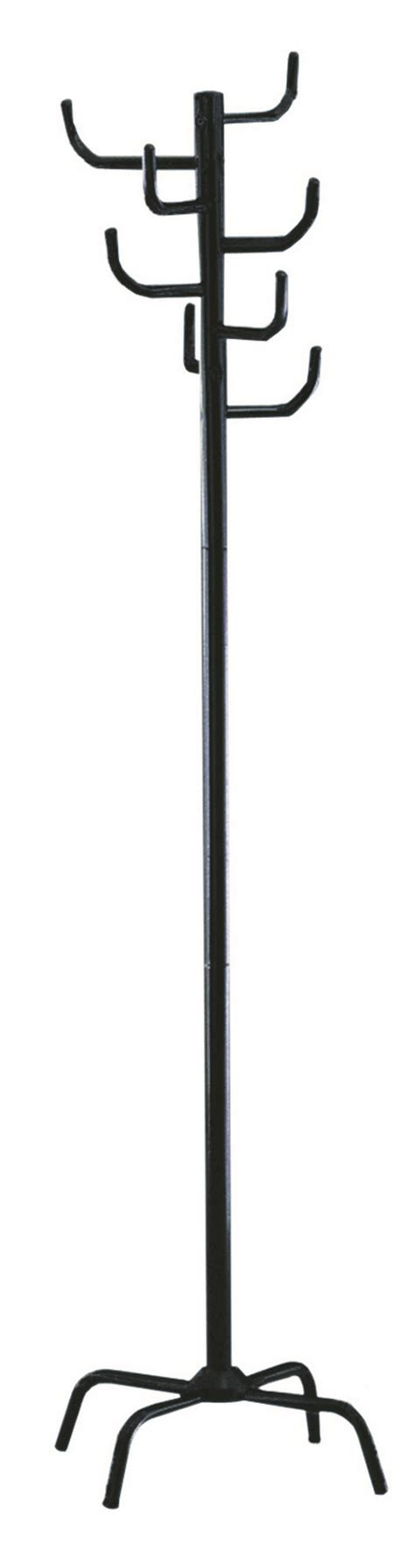 43100 by Cactus Coat Stand Black 43100
