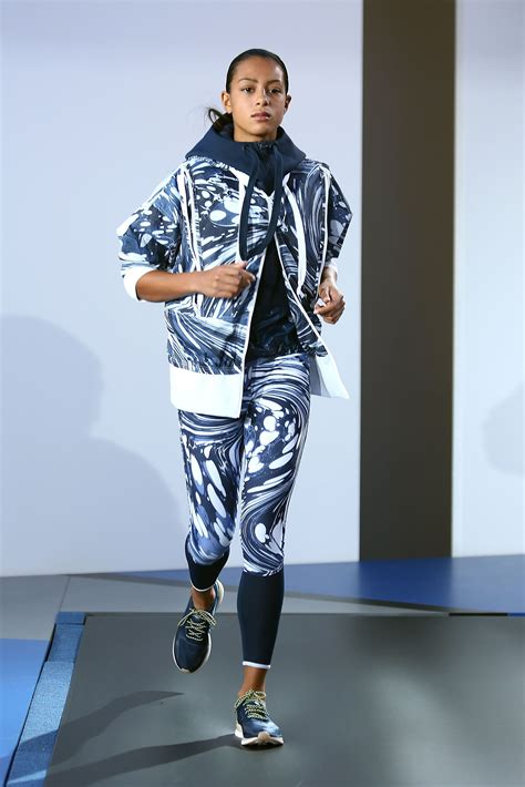 Do In Style With Stella Mccartneys Adidas by Gallery Stella Mccartney Showcases Adidas Collection