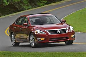 Nissan 2013 Altima Recalls Nissan Recalls Altimas For Latch Top News Safety