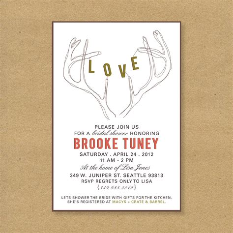 Wedding Gift Using Invitation by Gift Card Bridal Shower Invitation Wording Gift Card