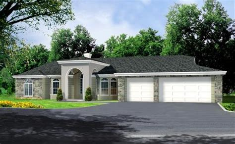 Mediterranean Style House Plans 2935 Square Foot Home Mediterranean House Plans Without Garage