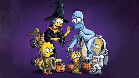 halloween imagenes los simpson el origen de los especiales de halloween de los simpson