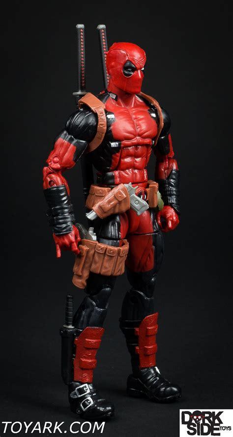 marvel x men marvel legends juggernaut series deadpool 6 marvel legends deadpool x men wave photo shoot the