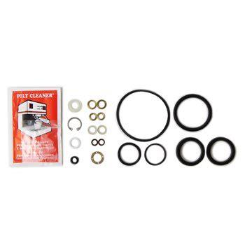 Kit Motor Shoo Sachet 18x15ml la pavoni lever service kit theespressoshop
