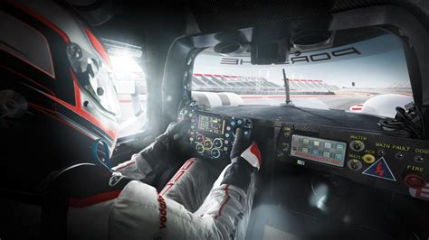porsche 919 interior porsche takes first and second place at six hours of