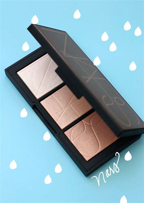 NARS Banc De Sable Palette Review: Just the Highlights