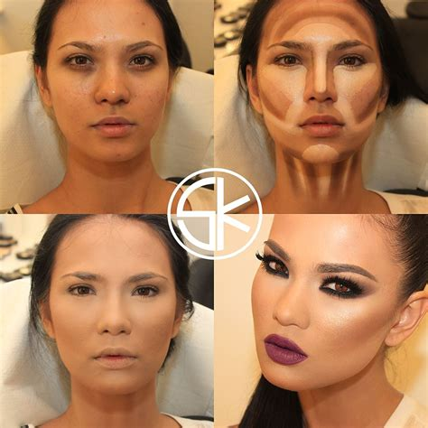 contouring tutorial instagram lady jaina proudmoore cosplay wow