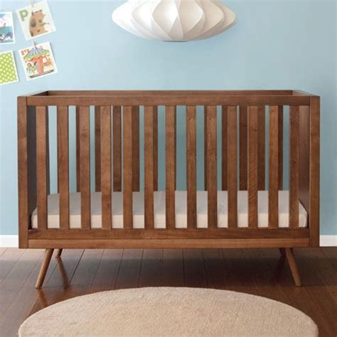 Nifty Timber Crib Contemporary Baby Crib