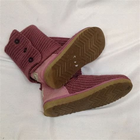 Rosy Cardy 78 ugg boots ugg australia pink classic cardy s boots from lori s closet on poshmark
