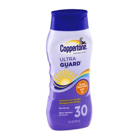 8 Best Sunscreens For The Ultimate Protection by Coppertone Ultra Guard Sunscreen Lotion Spf 30 Reviews