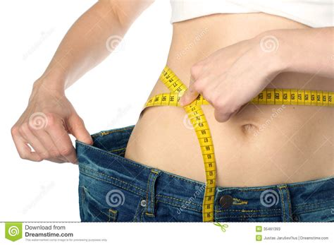 losing weight but lose weight stock image image of attractive 35461393