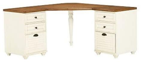 corner desk set 1 desktop 2 3 drawer file