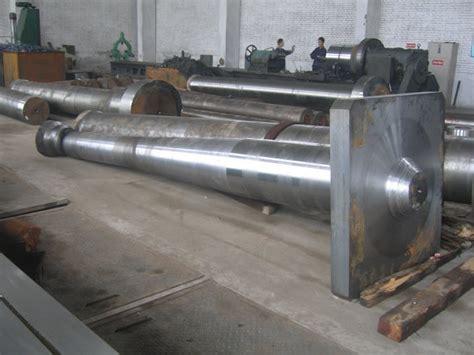 boat propeller materials marine propeller shaft forged ship boat rudder stock