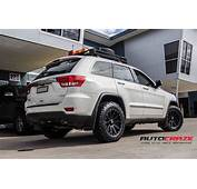 Jeep Alloy Wheels  4WD Mag Rims And Tyres Australia