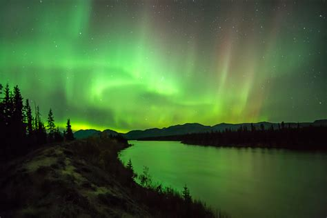places to see lights the best places to see the northern lights around the
