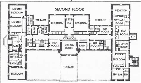 oheka castle floor plan oheka 2nd floor gilded age mansions pinterest 2nd