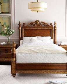 on my wishlist at horchow quot bellissimo quot bed highly