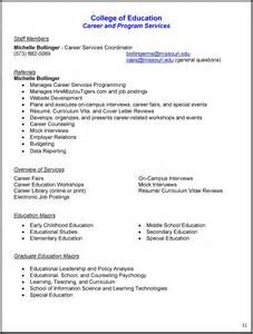 Intervention Specialist Cover Letter by Special Education Program Specialist Cover Letter