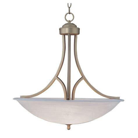 nickel pendant lighting bel air lighting cabernet 2 light brushed nickel