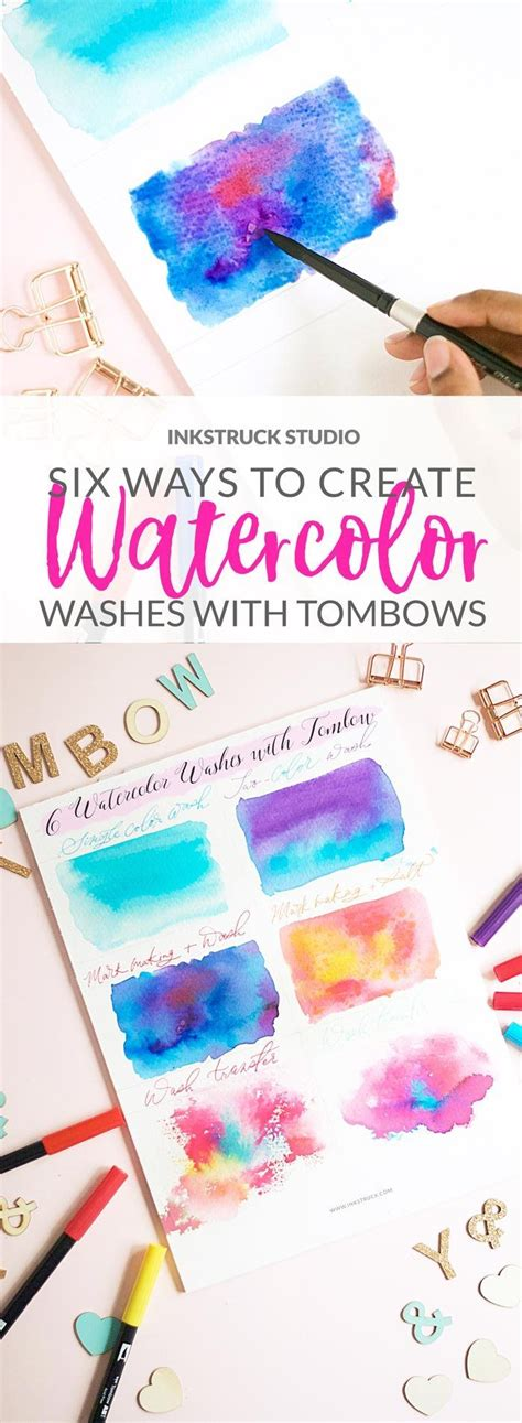 watercolor writing tutorial 4202 best drawing writing color mediums images on