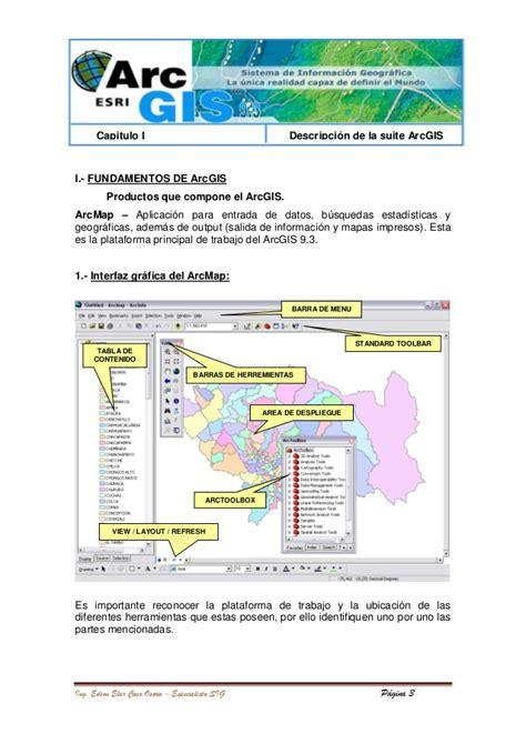 configurar layout arcgis manual arcgis basico