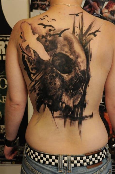 geometric tattoo artists gold coast 110 best cream of the crop skull tattoos images on