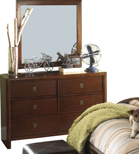 antique 6 drawer dresser with mirror powell new albany 6 drawer dresser with mirror in antique