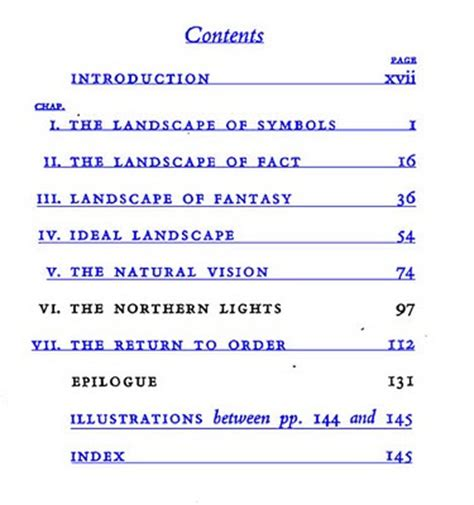 Landscape Into Kenneth Clark The Of The Landscape Landscape Into By Kenneth Clark