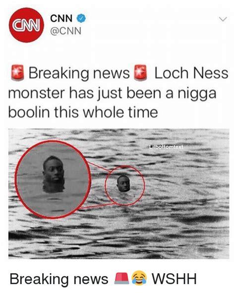 Loch Ness Monster Meme - cnn cnn breaking news loch ness monster has just been a