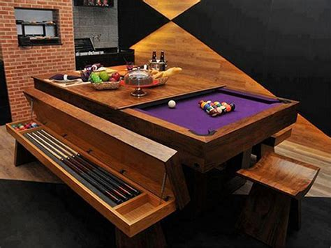 awesome pool table design