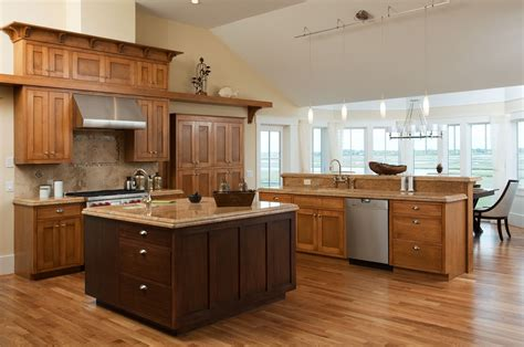 kitchens tongue groove custom home builder
