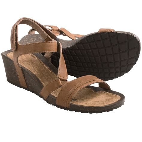 Wedges Cassico Ca 58 teva cabrillo crossover wedge sandals for 9105n