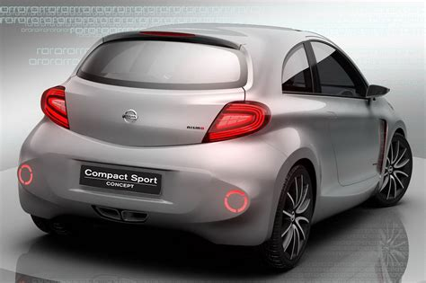 nissan small sports car nissan compact sport concept debuts in shanghai