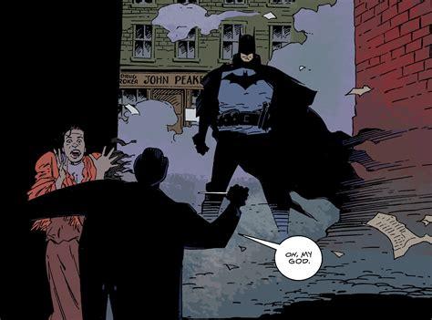 batman gotham by gaslight elseworlds tales from the longbox batman gotham by gaslight 1989