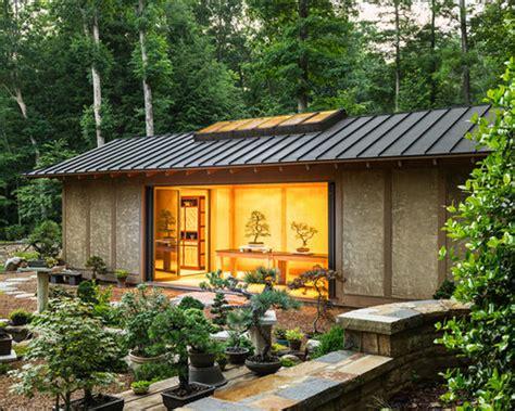 asian garage  shed design ideas pictures remodel decor