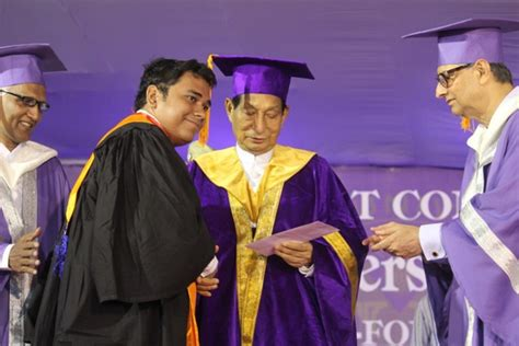 Ximb Global Mba Cut by 1st Convocation Of Xub And 24th Convocation Of Ximb