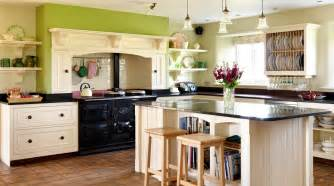 Kitchen Cabinets French Country Style - original traditional farmhouse kitchen from harvey jones