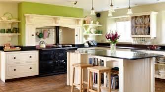 Original traditional farmhouse kitchen from harvey jones